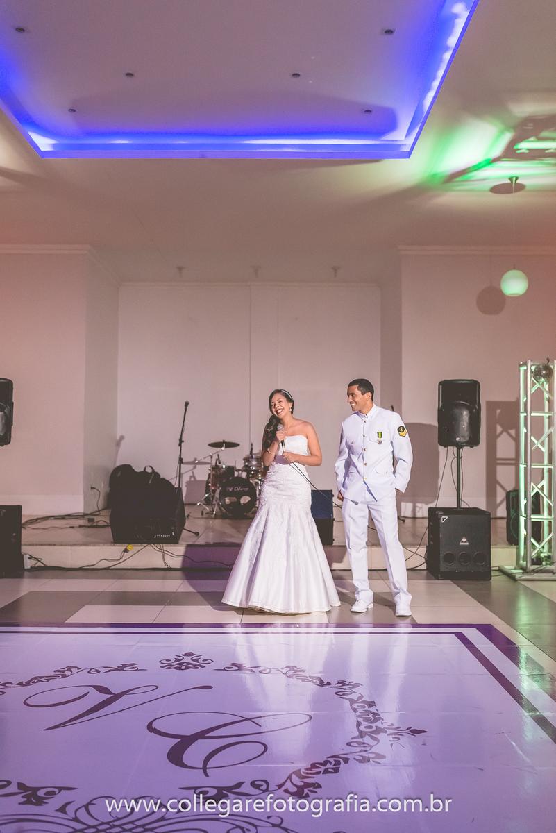 Foto de Vanessa e Carlos Eduardo