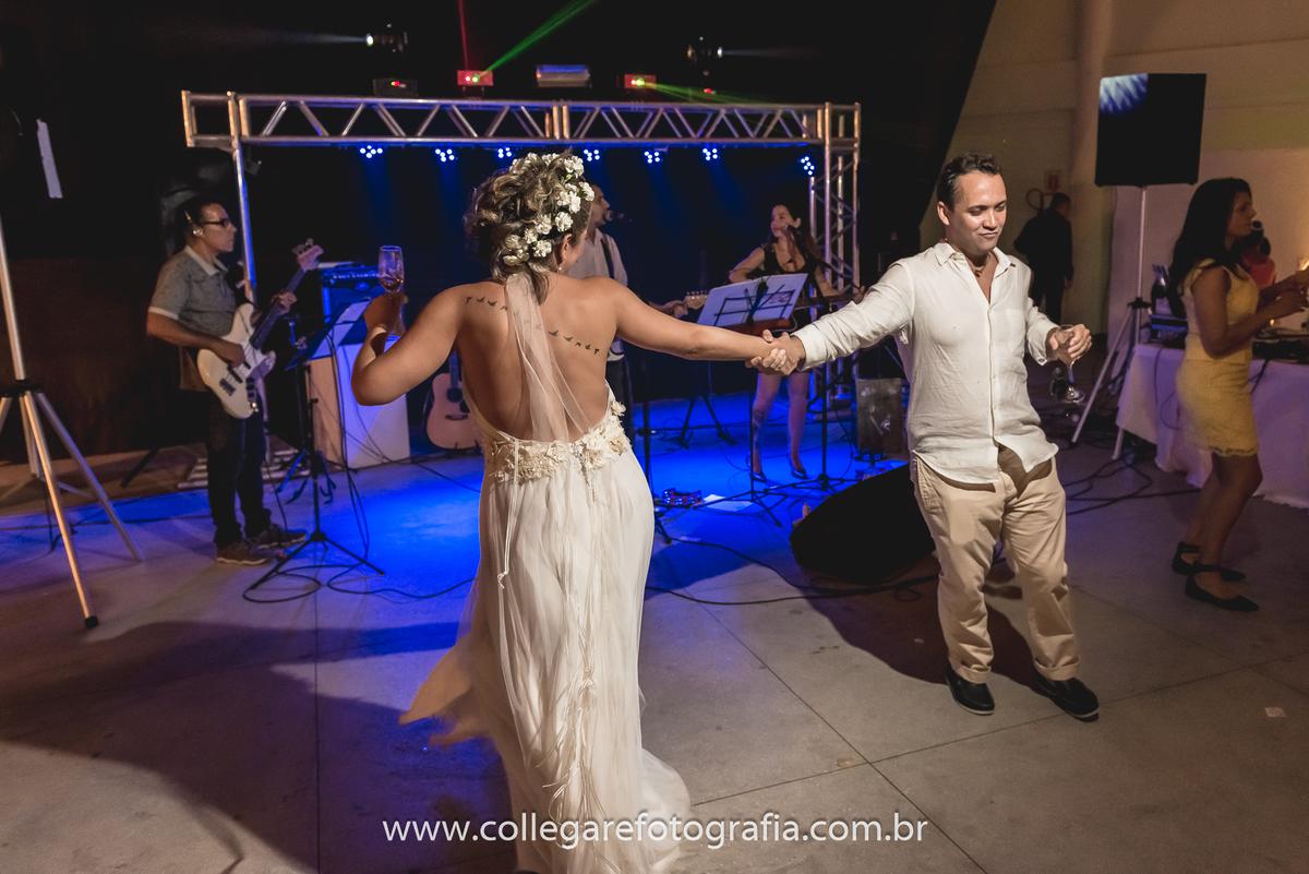 Foto de Luciana e Maurit