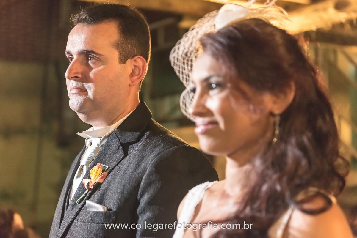 Foto de Edinéia e Anderson