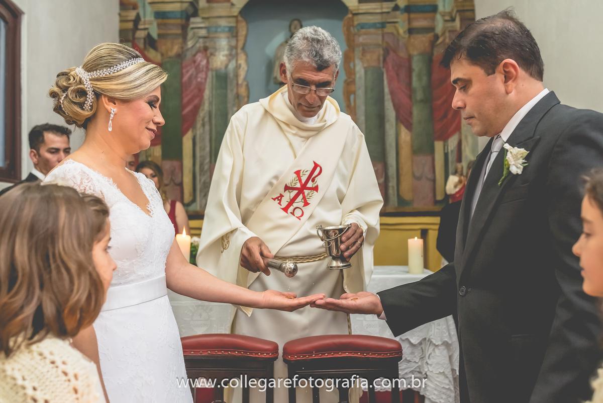 Igreja São Francisco Xavier Niterói Igrejinha São Francisco Benção noivos