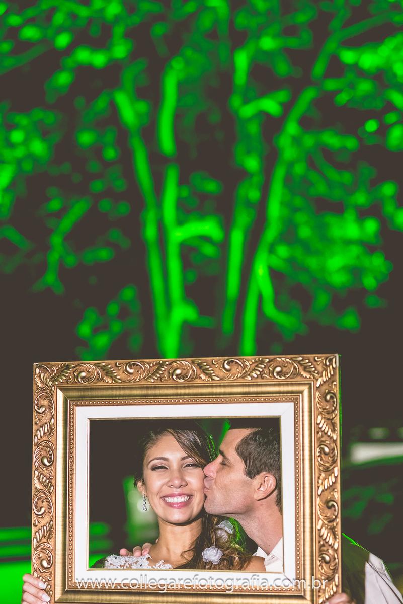 Foto de Thais e Fernando