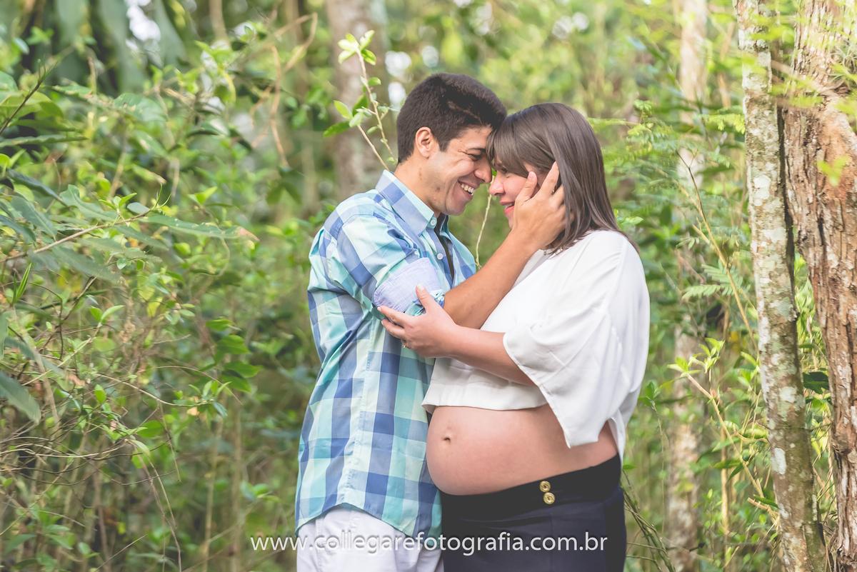 Foto de Izabel e Diogo