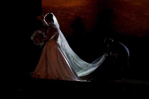 Casamentos de Edilma e Augusto