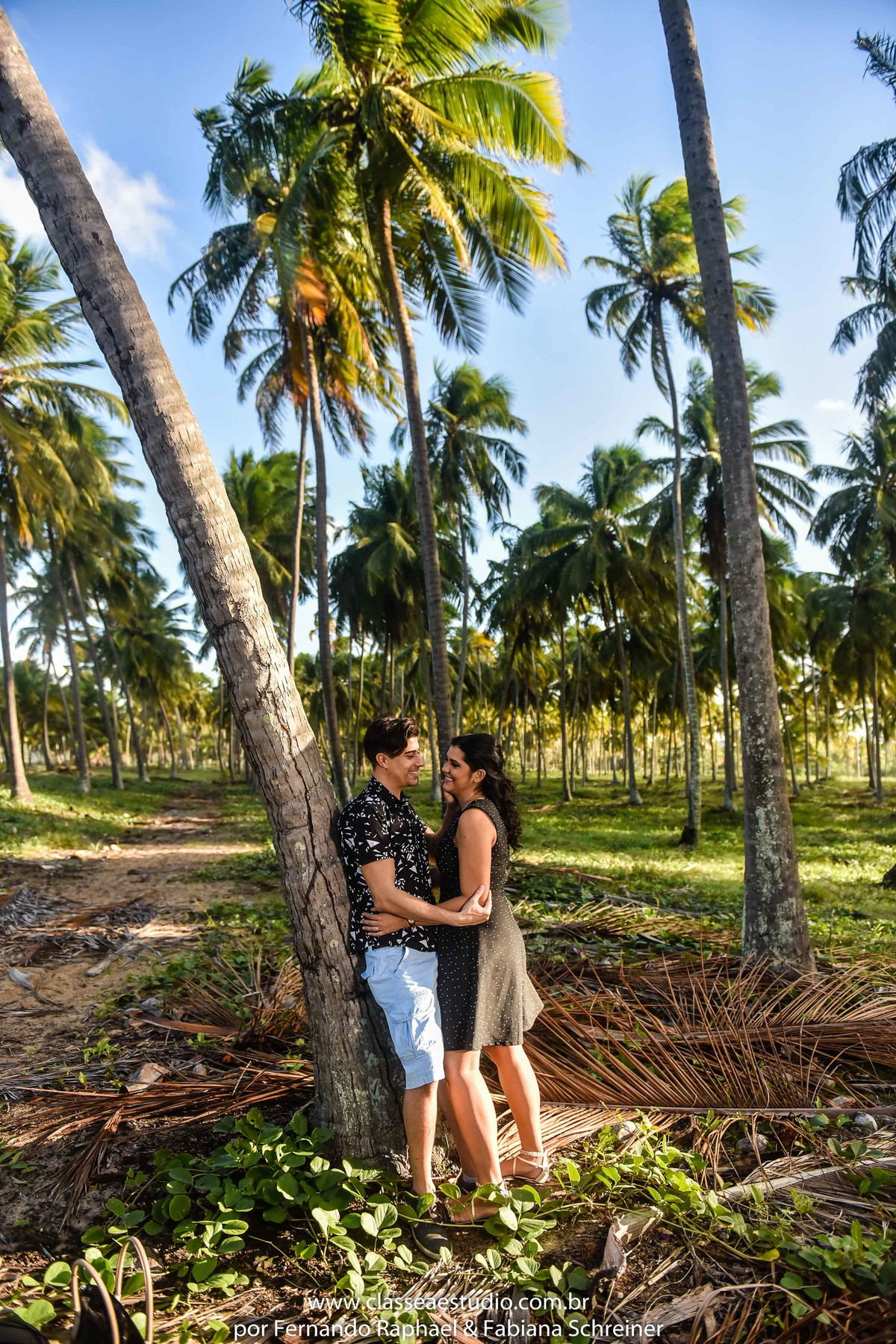pré-wedding na praia do paiva em Pernambuco