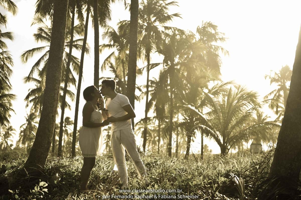 Pré-wedding de casal em Recife