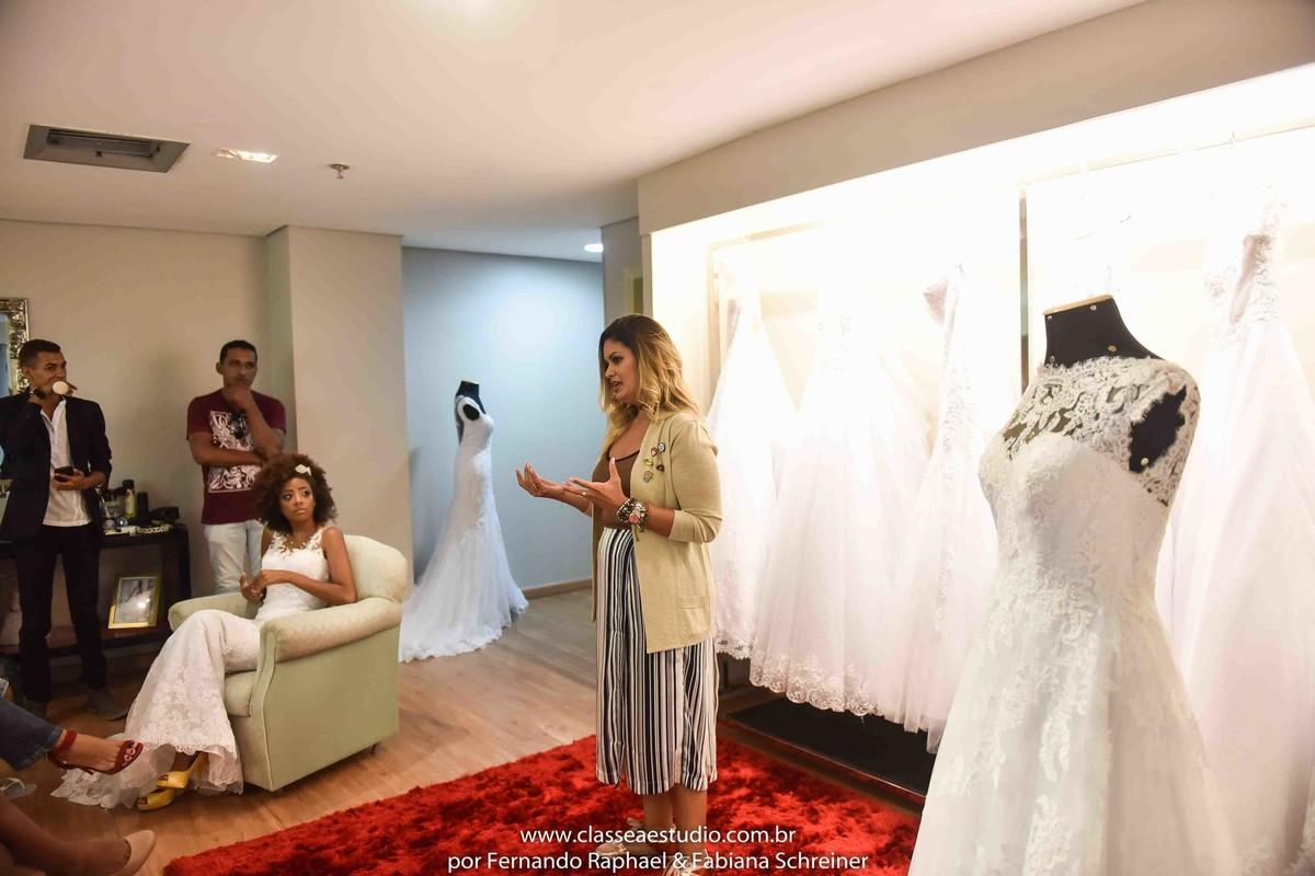 assessora para noivas
