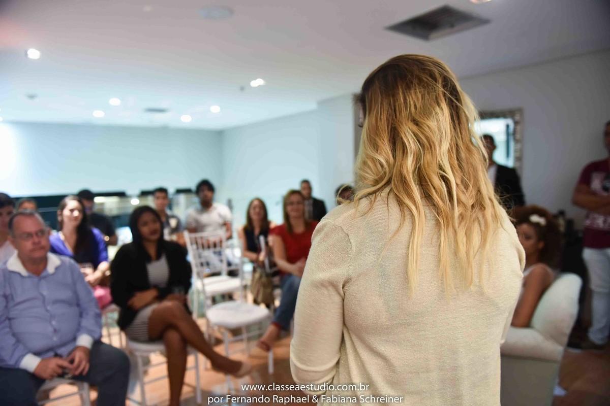 palestra para noivas com o site evento wedding day