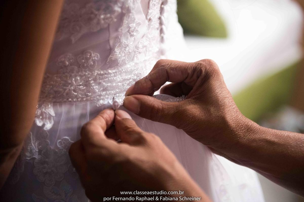 estilista de noiva