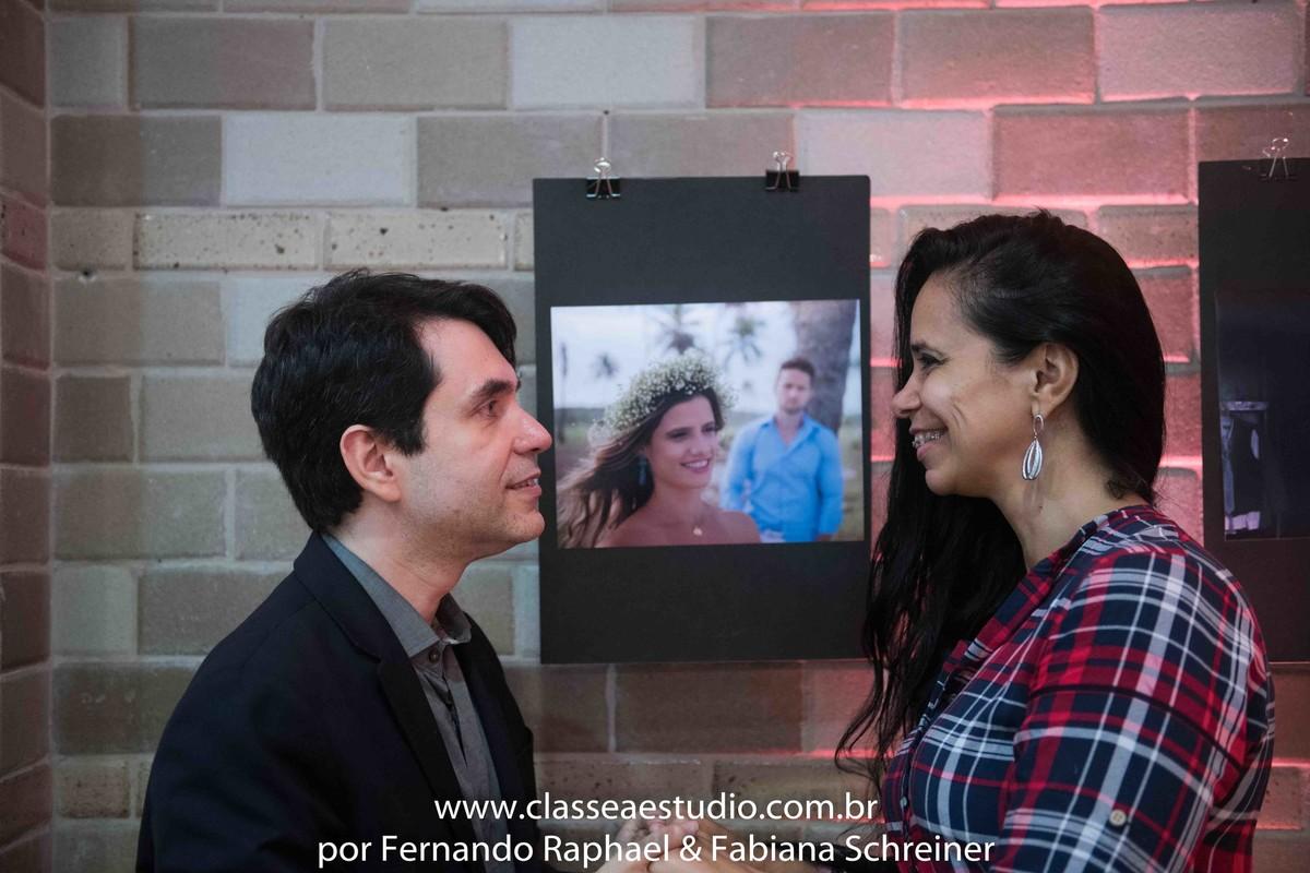 exposição fotografica de casamentos
