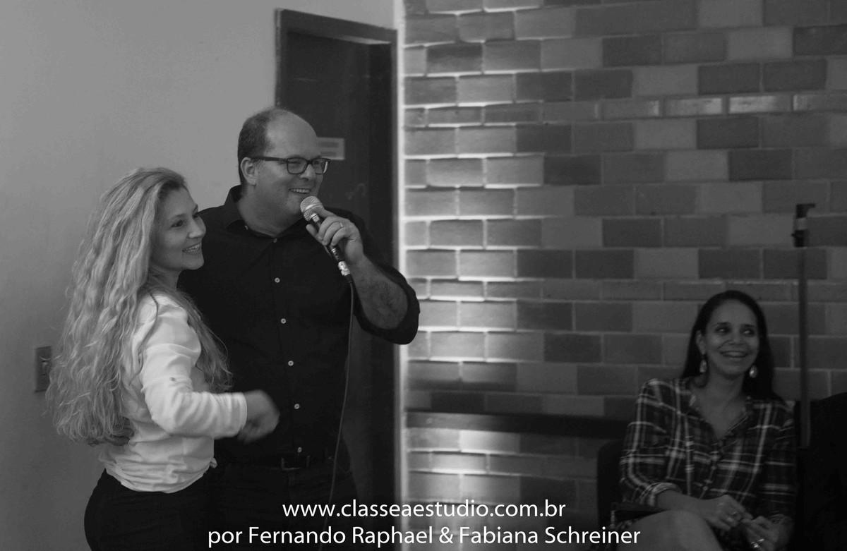 Classe A Estudio por Fernando Raphael e Fabiana Schreiner