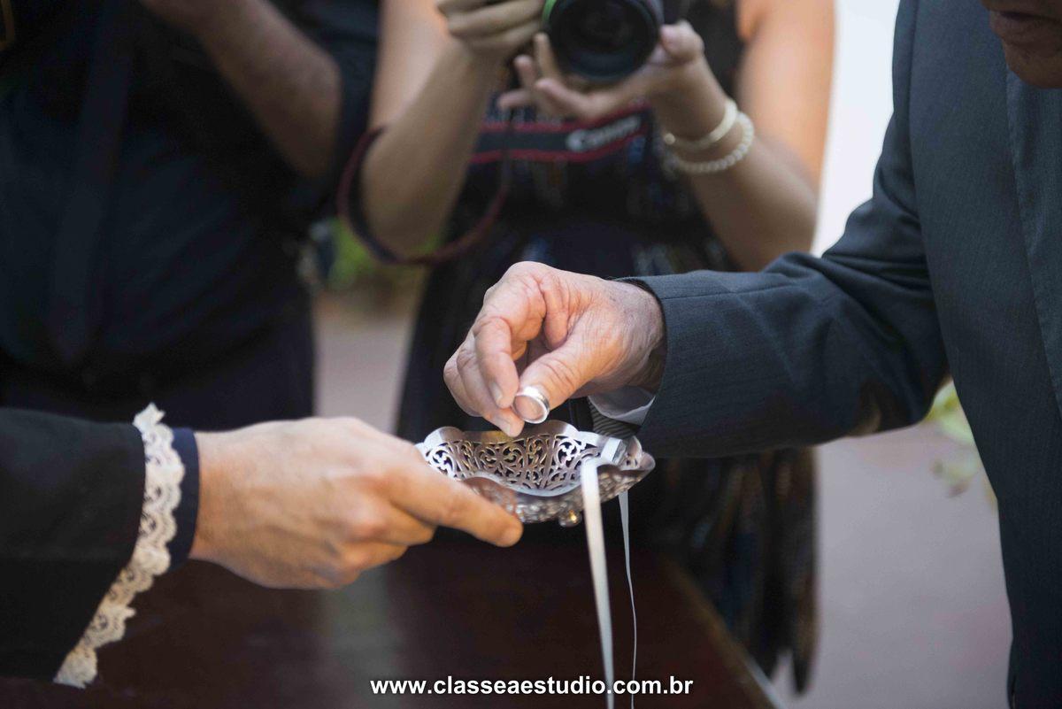Foto de Casamento de Marisa e Paulo