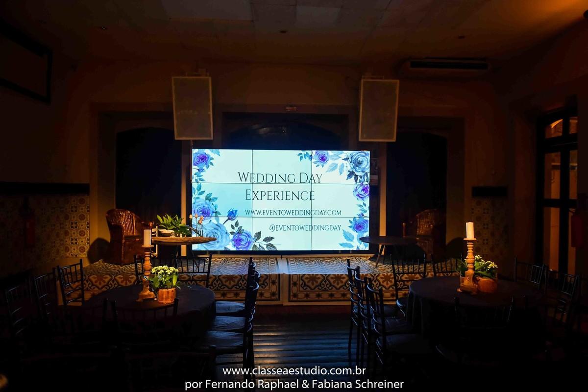 Wedding Day Experience, Evento wedding Day e Buffet Ana Paula Goes