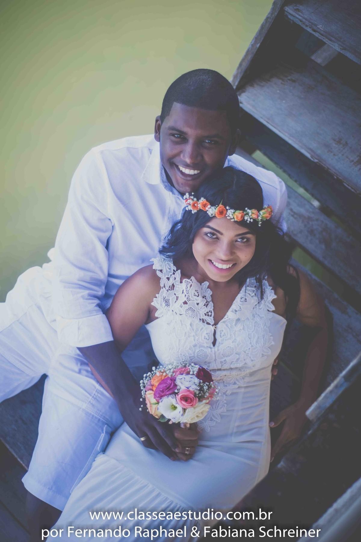 ensaio fotografico de noivos