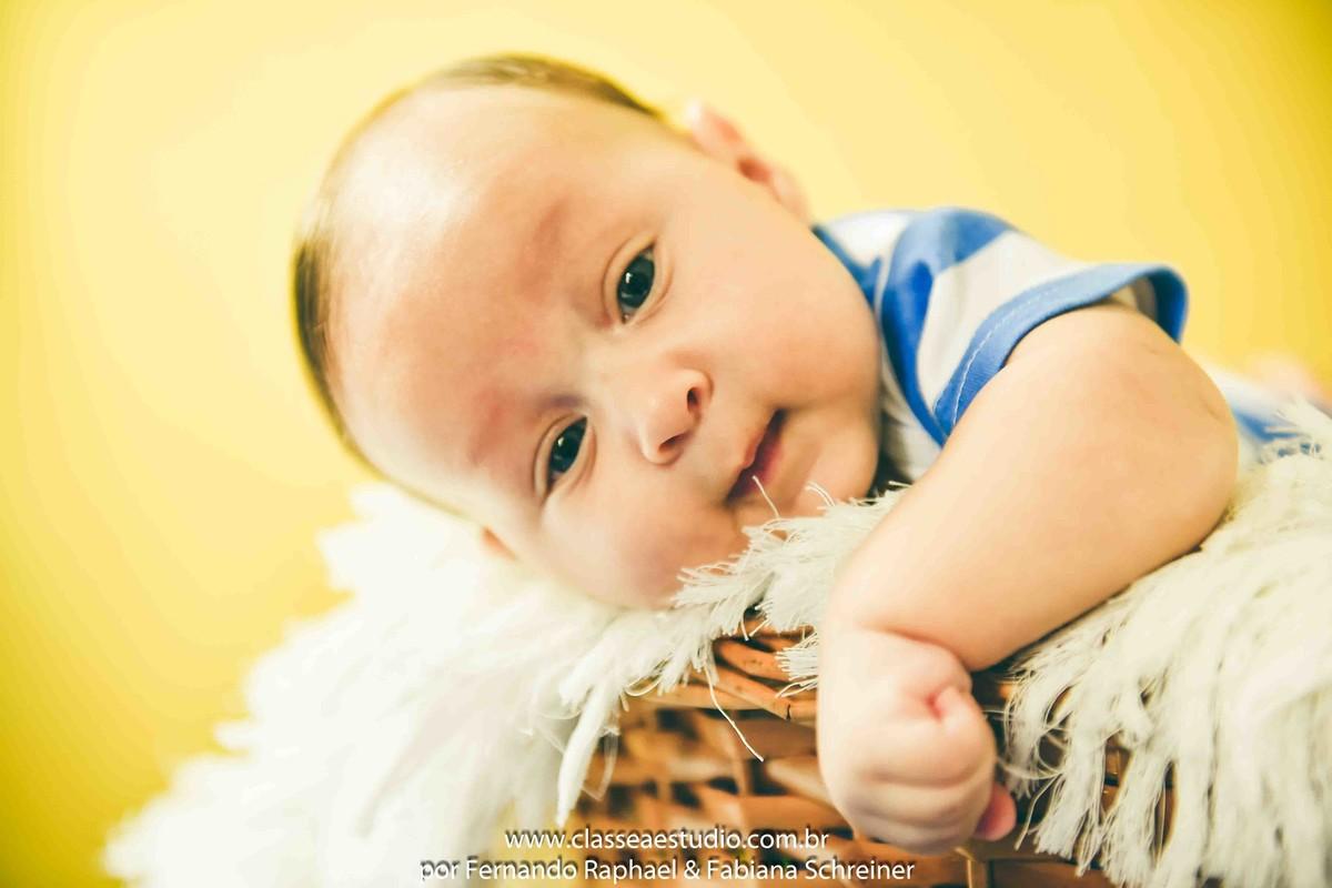 ensaio fotográfico de newborn