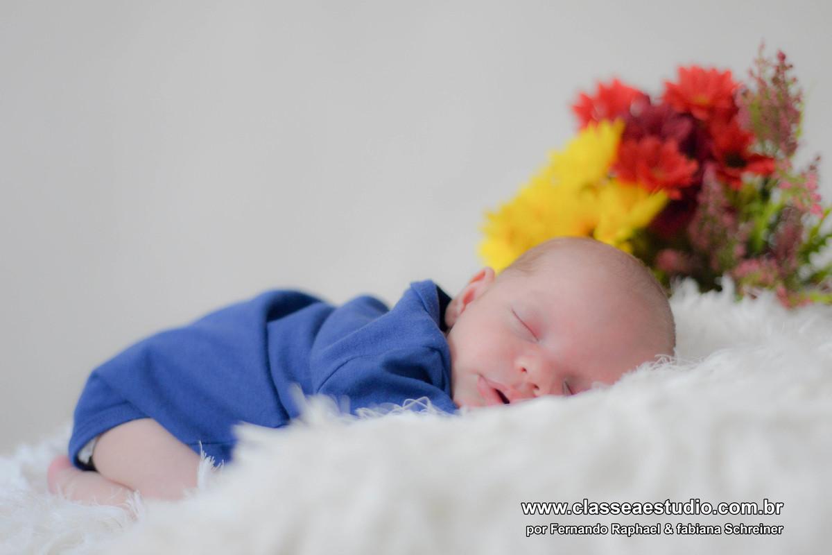 ensaio fotográfico de newborn em recife