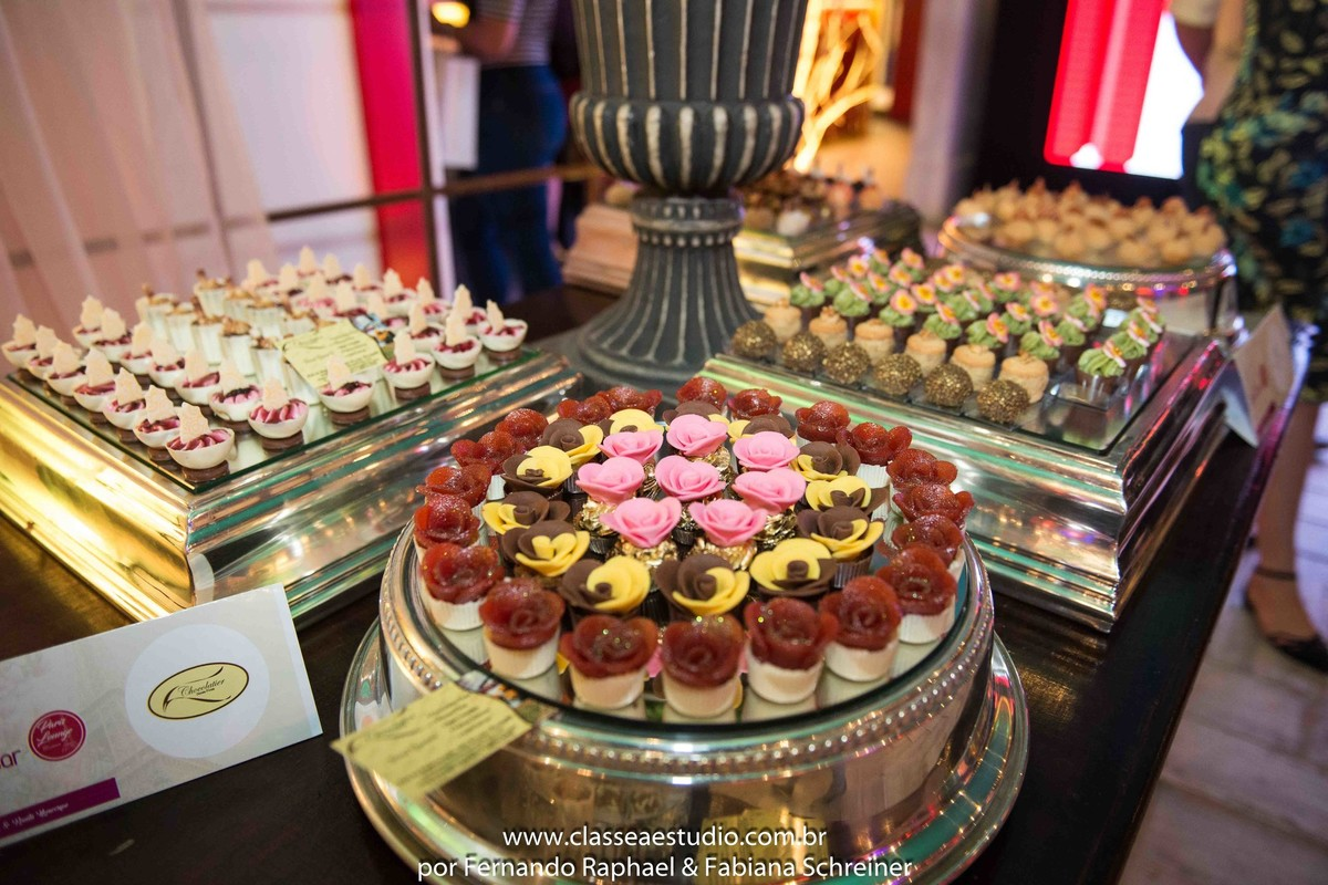 mesa de doces para casamentos