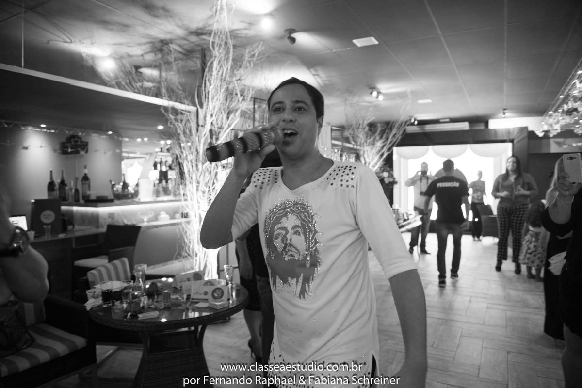 cantor para casamento