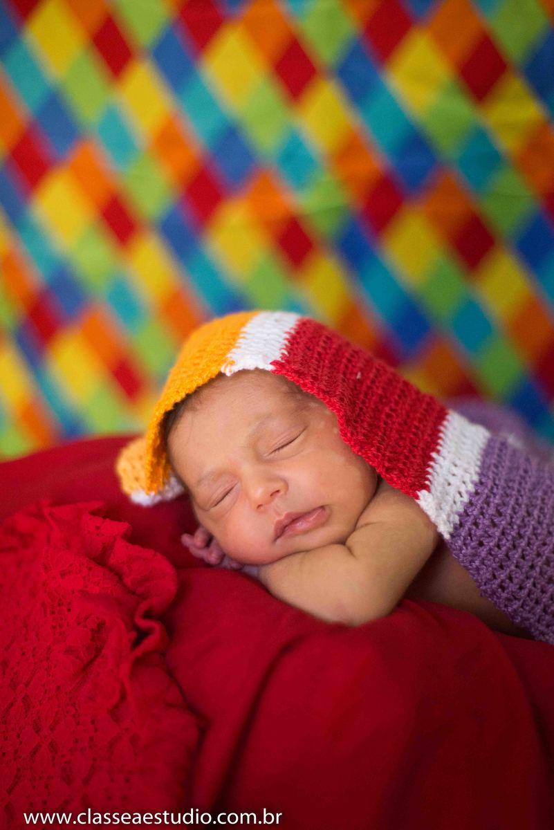 Book fotográfico de bebe