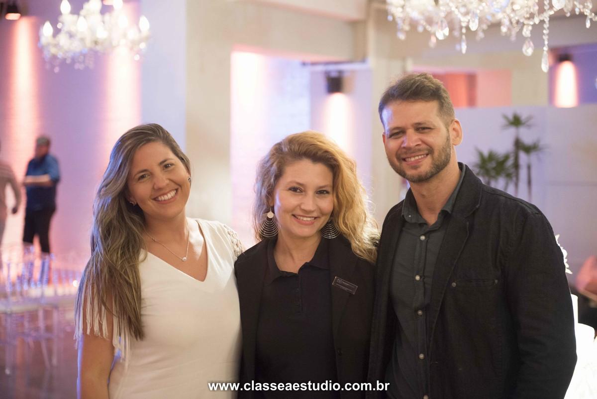 Assessora Clarissa Cunha, Fabiana Schreiner Classe A Estudio e cerimonial unique