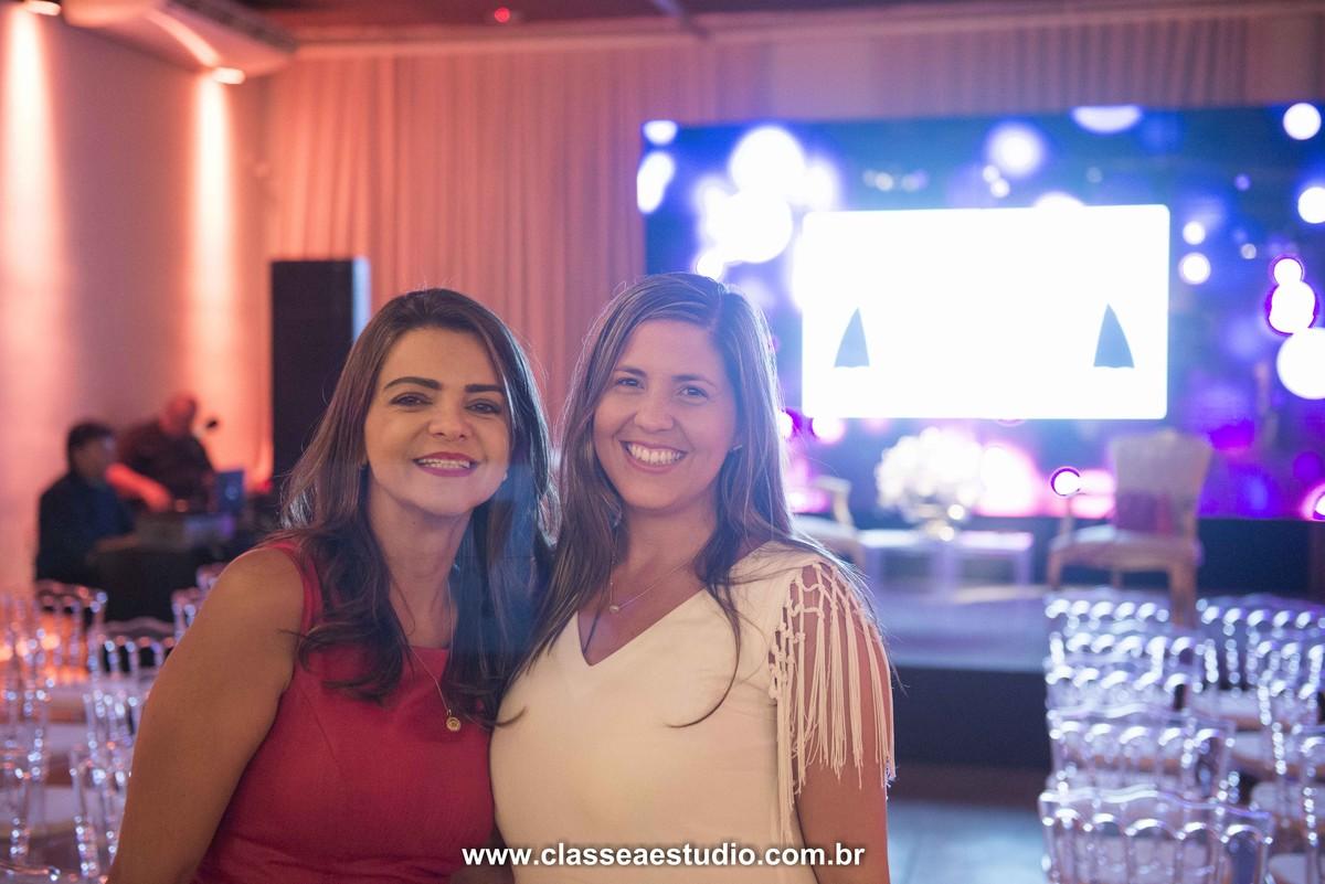 Recepção La Salle e Assossoria Clarissa Cunha