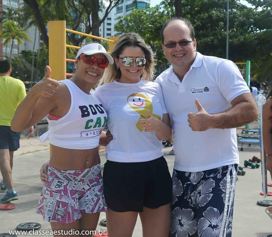 A blogueira Cuca Amorim e Fernando Raphael