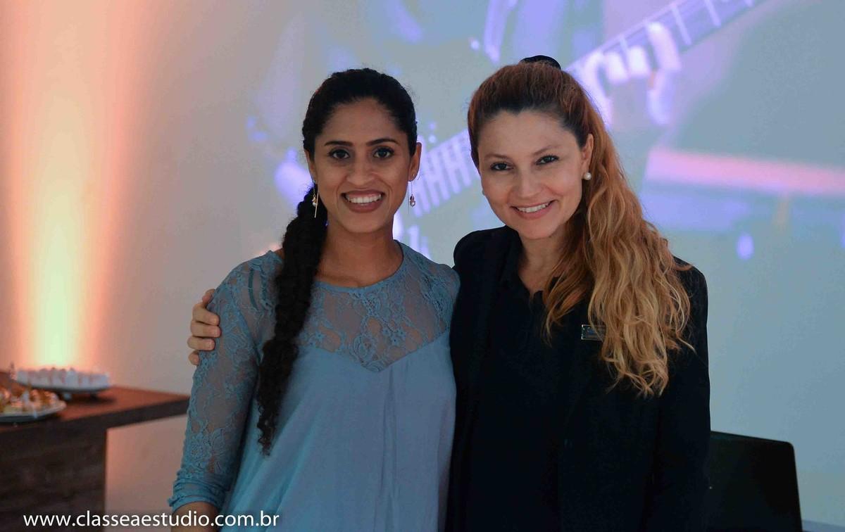 Palestra para noivas na Ferreira Costa com fotografa de casamentos Fabiana Schreiner