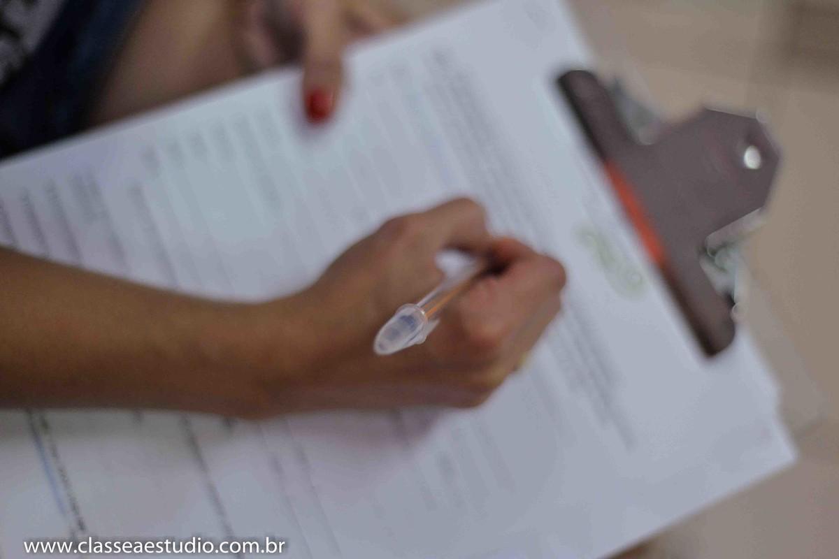 Palestra para noivas na Ferreira Costa com cerimonial Tarciana Moraes