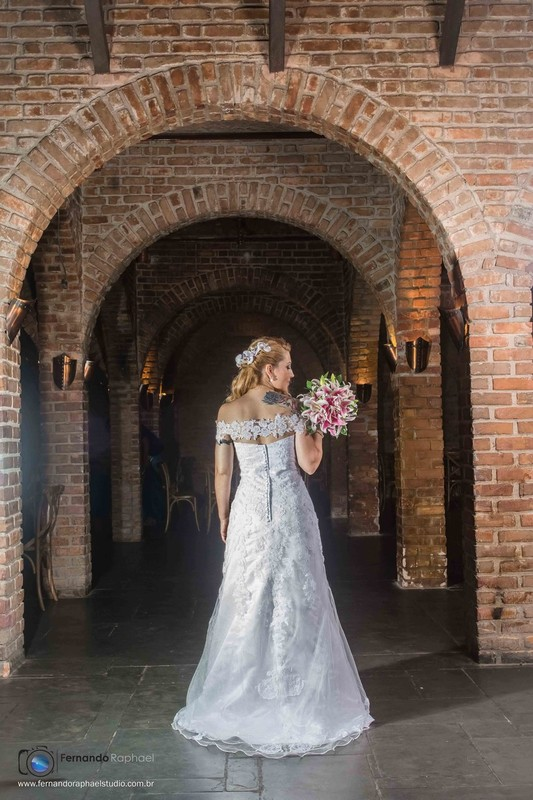 Ensaio fotografico de noiva para o evento wedding day recife