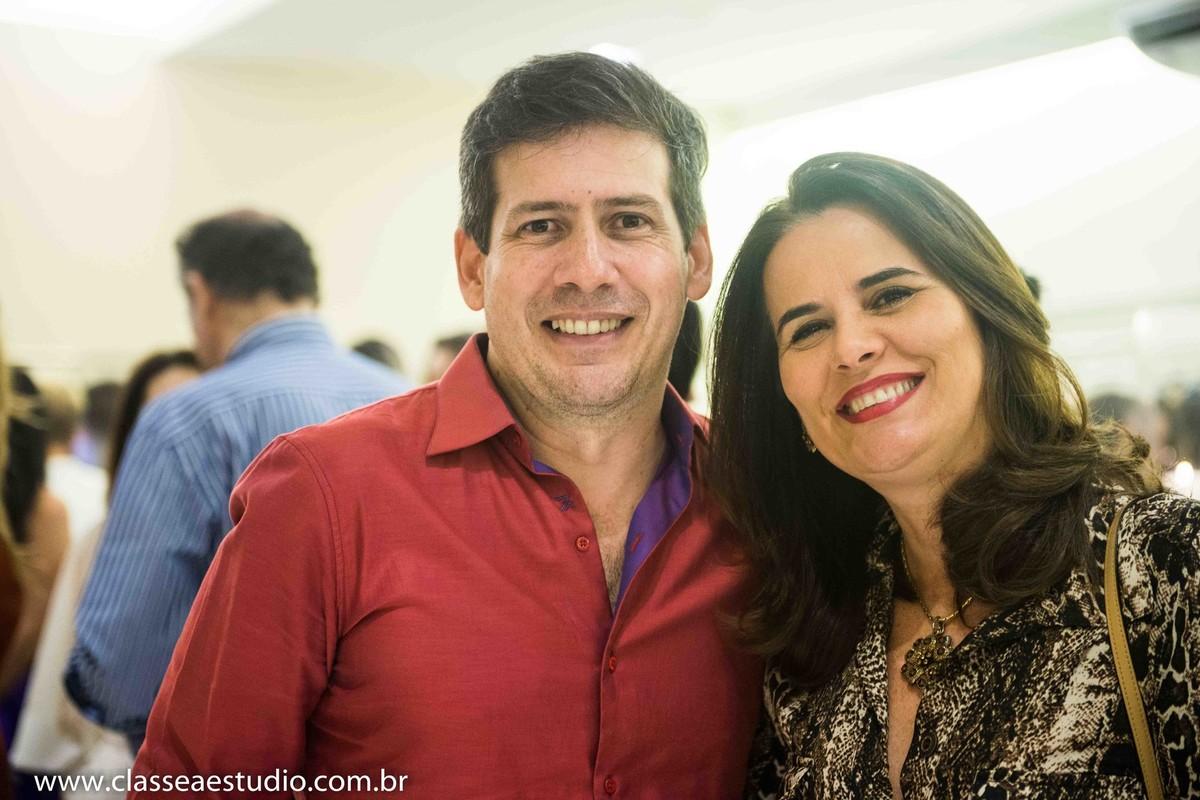 Revista Mansch Andre Porto e Silvia Furtado