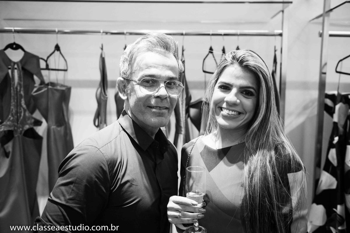 Maquiador Isnaldo Braga