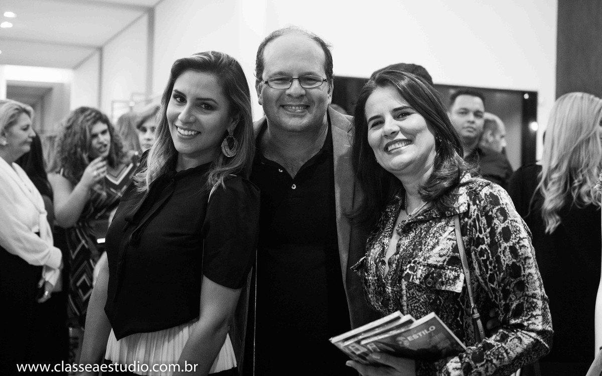 Cindy Noel, Fernando Raphael e Silvia Furtado