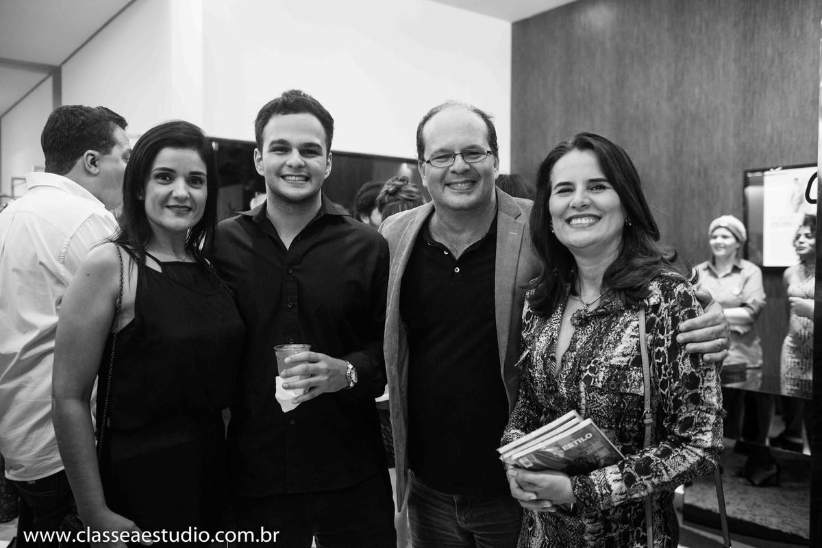 Cobertura fotográfica de eventos corporativos Matheus Sisnando, Fernando Raphael e Silvia Furtado