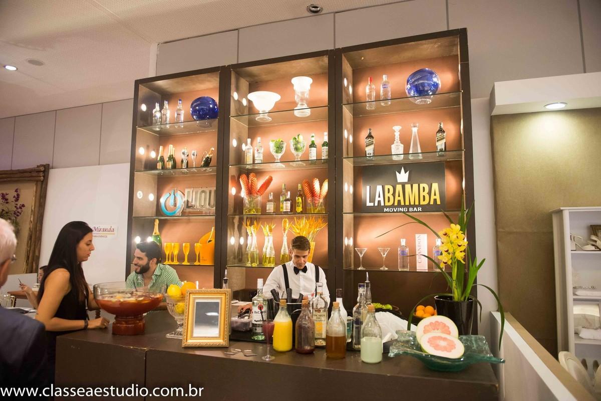 La Bamba Moving Bar