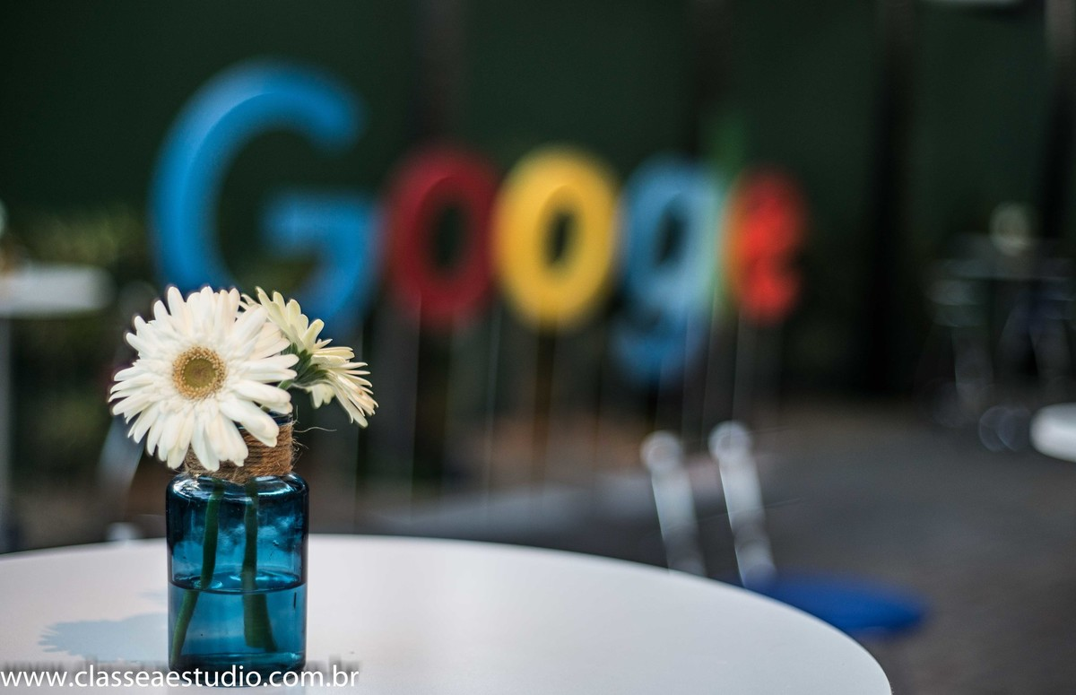 Evento do google