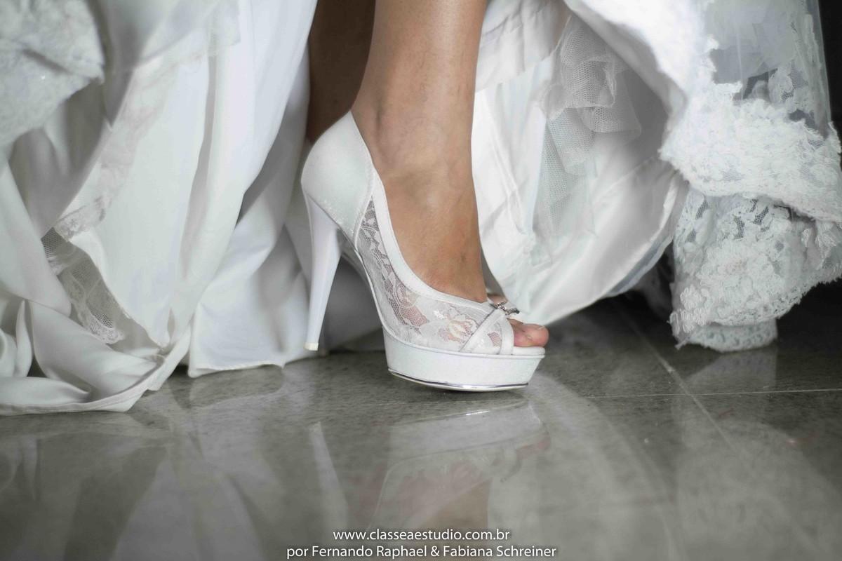 Foto de Casamento de Cassia & Levy