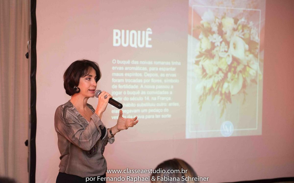 workshop para cerimoniais wedding day com Claudia Matarazzo