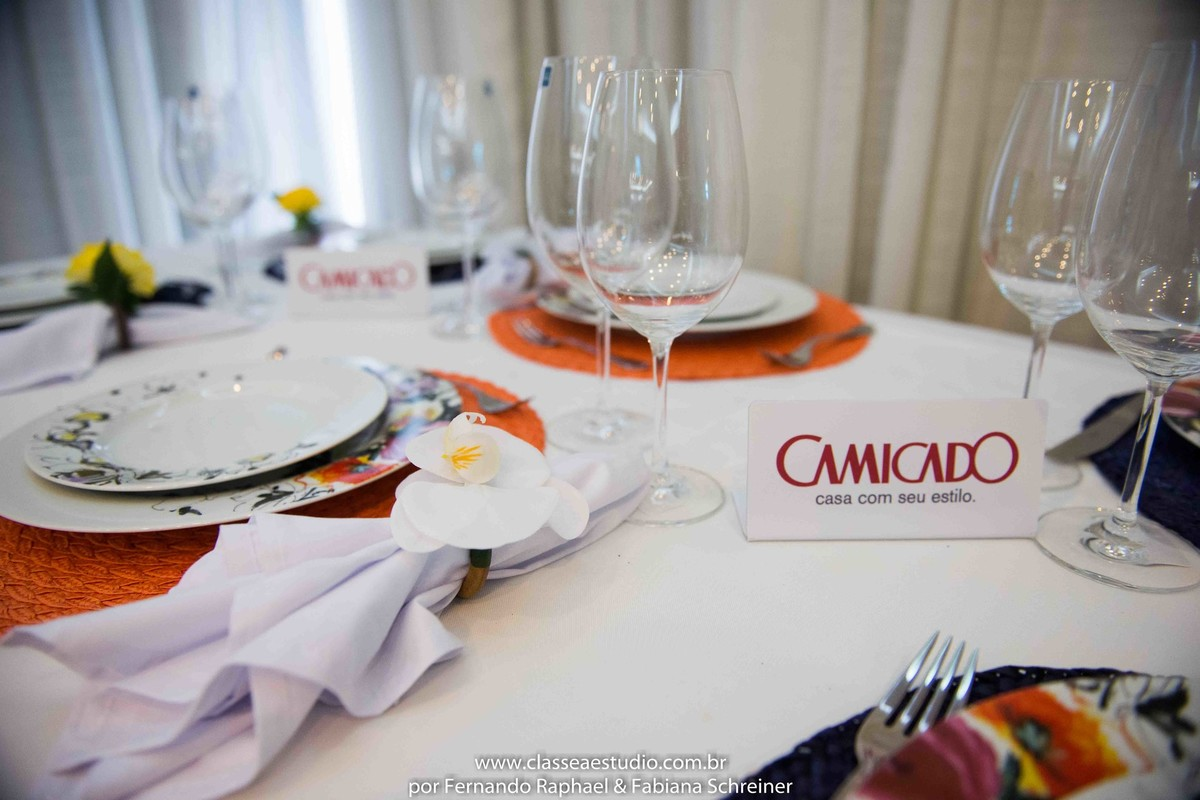 Lounge da Camicado no salão de noivas e festas wedding day