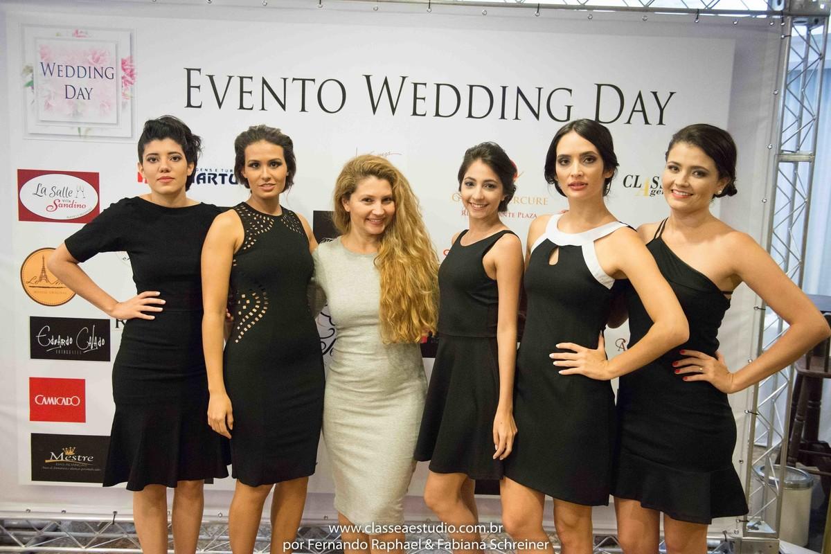 Blog Cha com estilo com Fabiana Schreiner durante o salão de noivas e festas wedding day