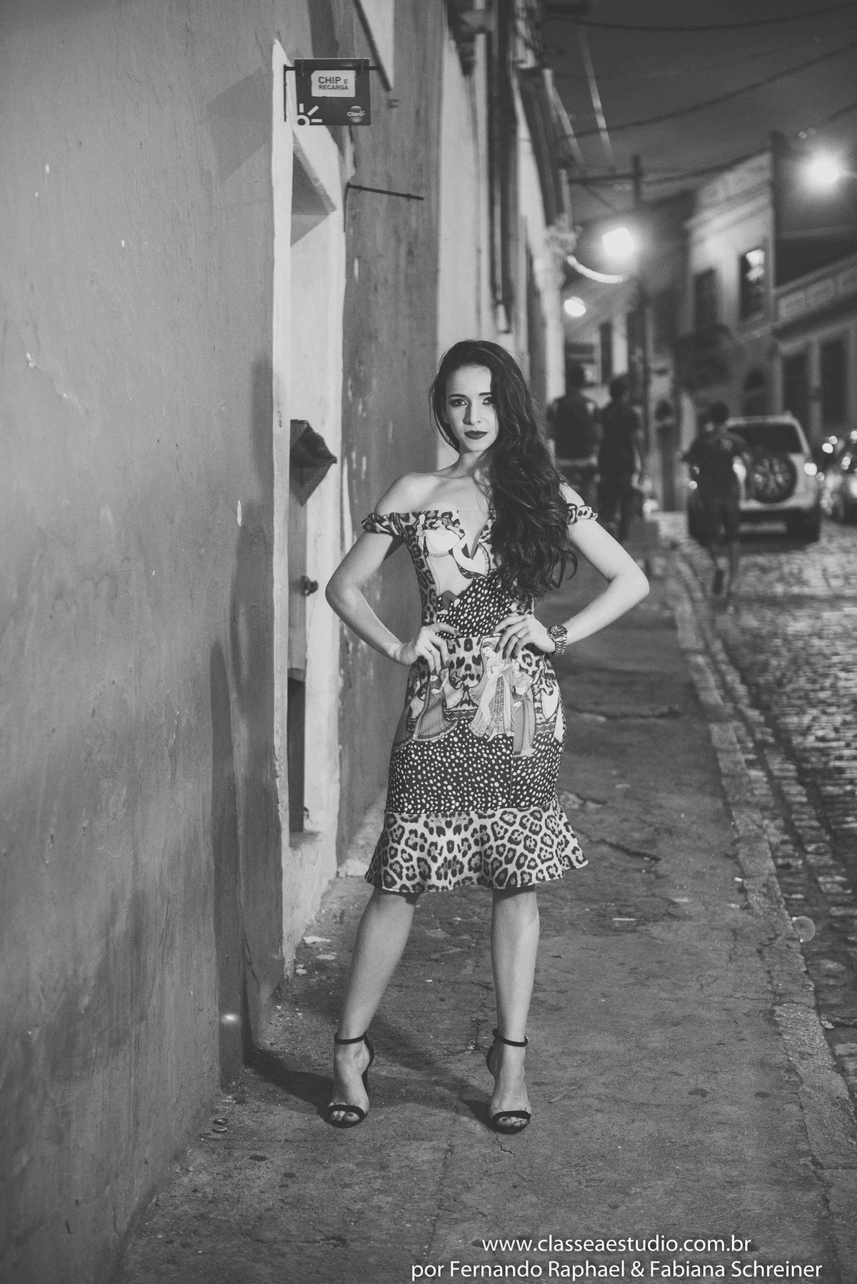 Book fotografico em Recife