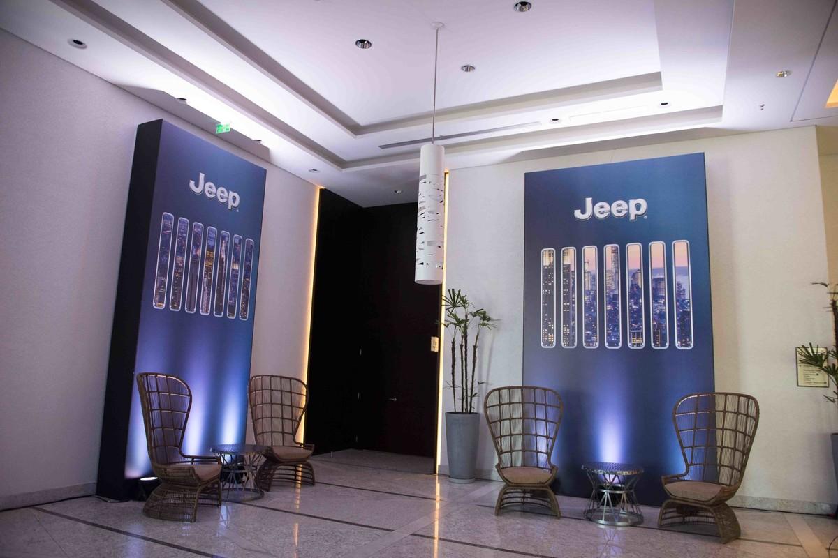Lançamento da Jeep