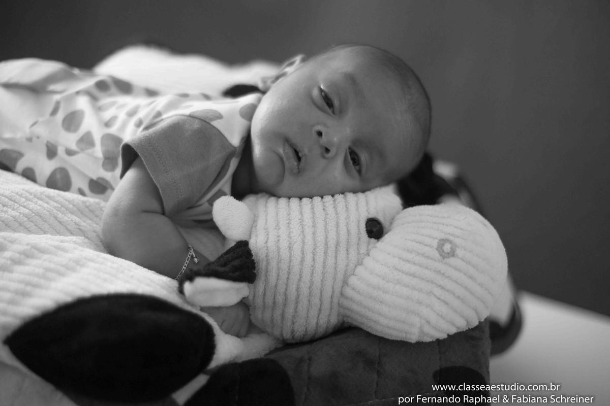 Book fotográfico de newborn