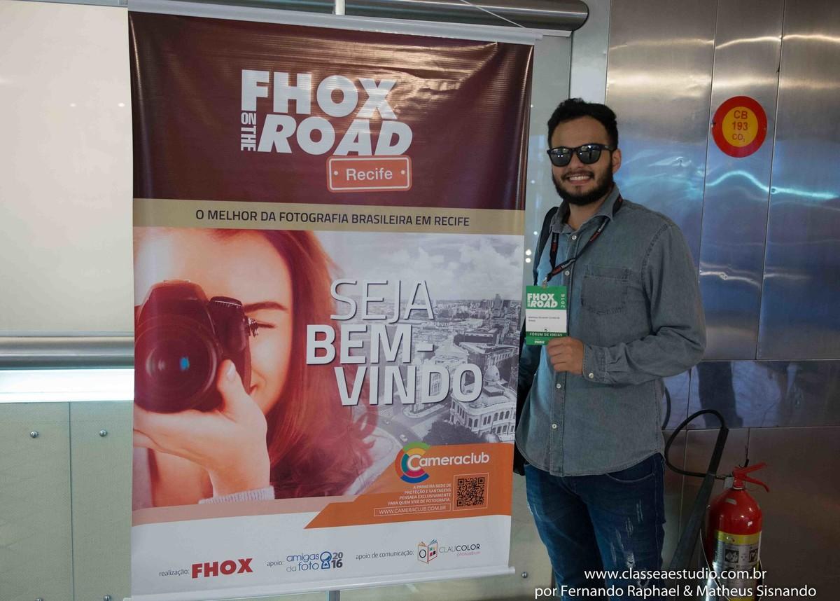 Fhox on the road Recife com Matheus Sisnando