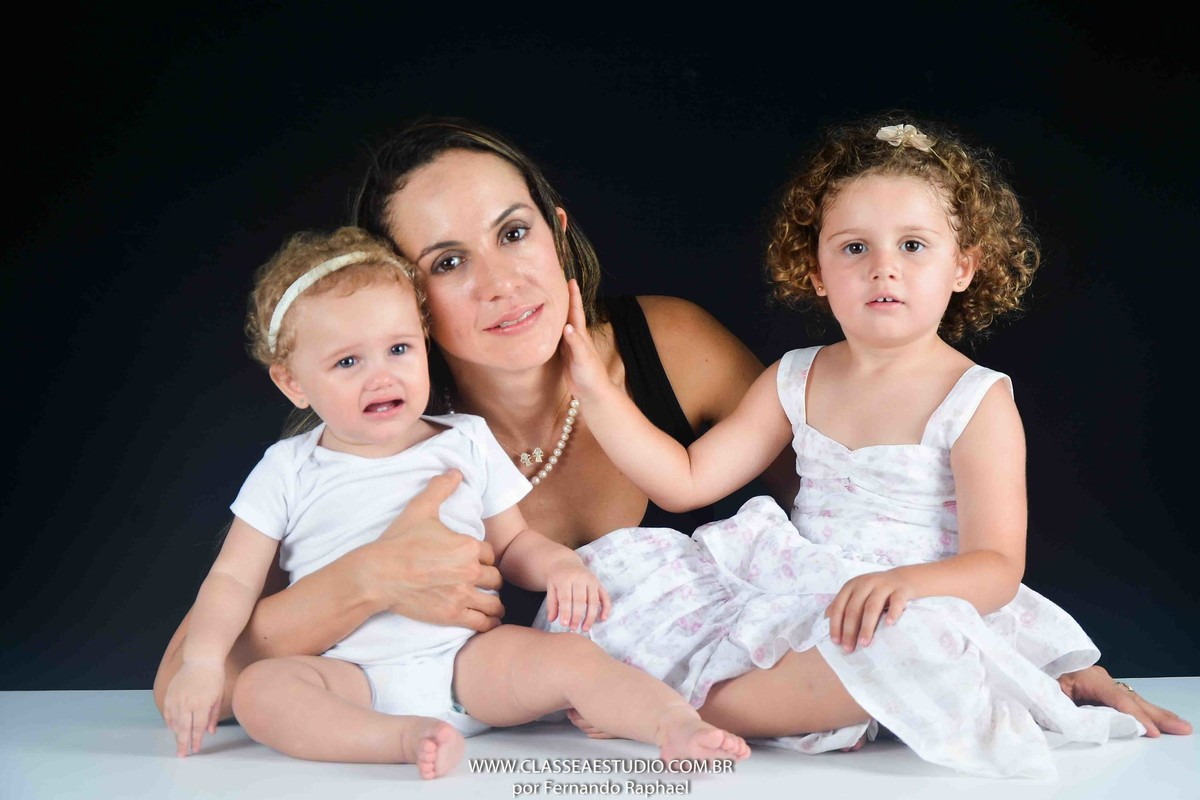 book fotográfico de família