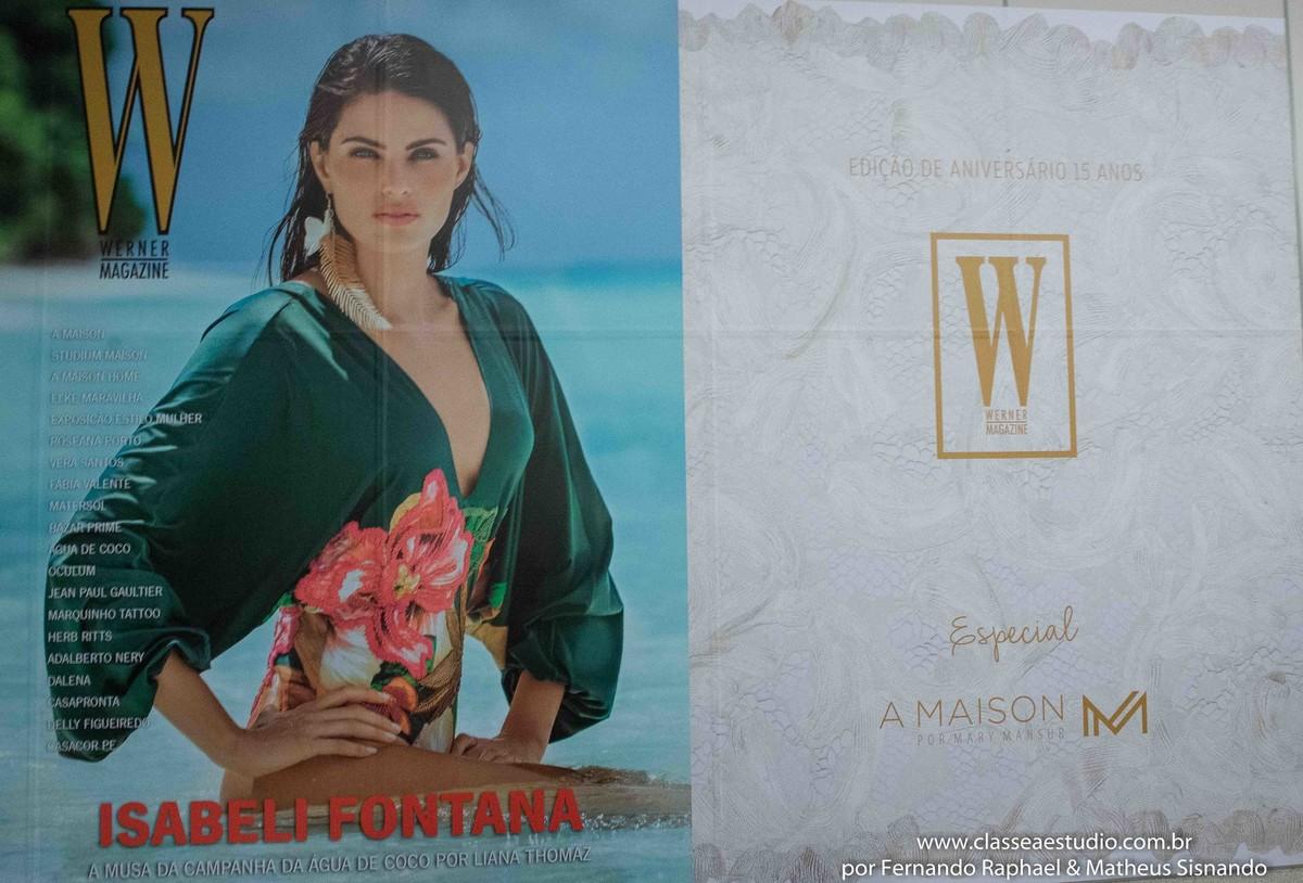 Revista Werner Magazine