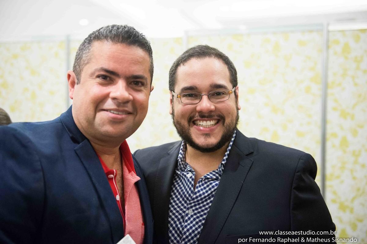 Andre Palma e Estevan Soares