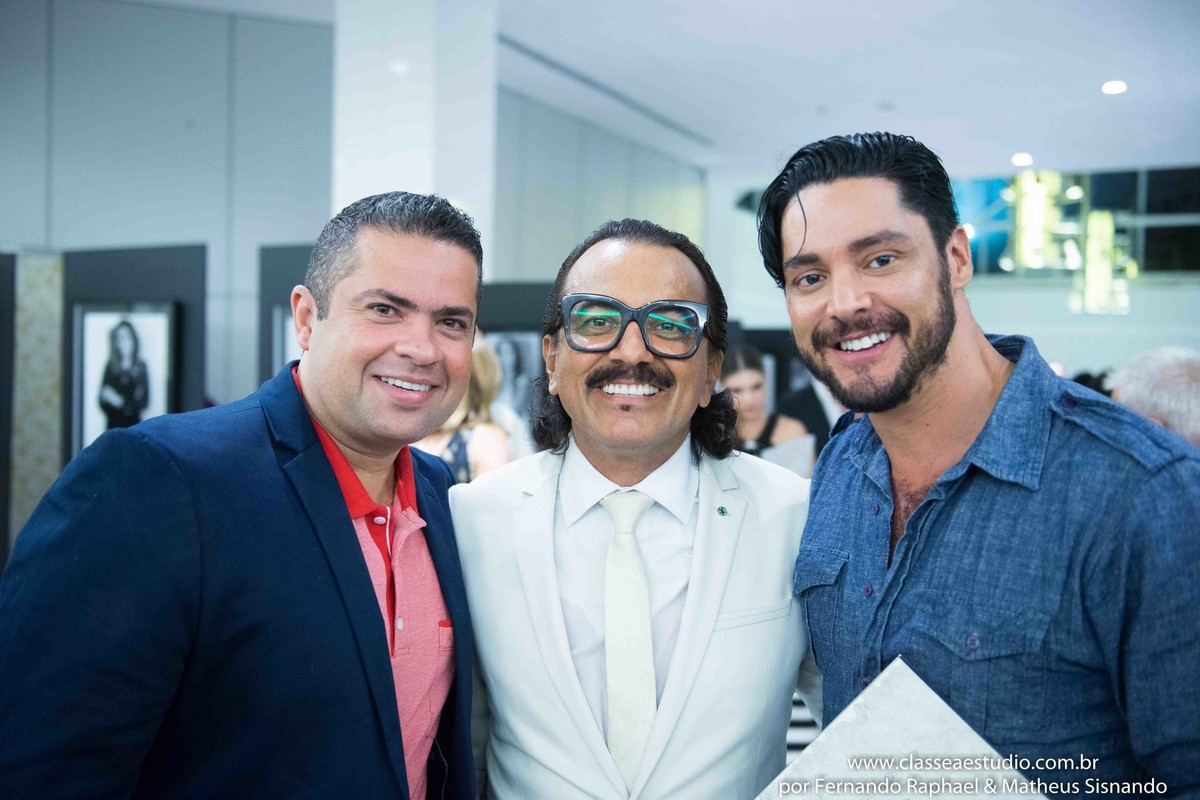 Andre Palma Augusto Werner e Leon Domani