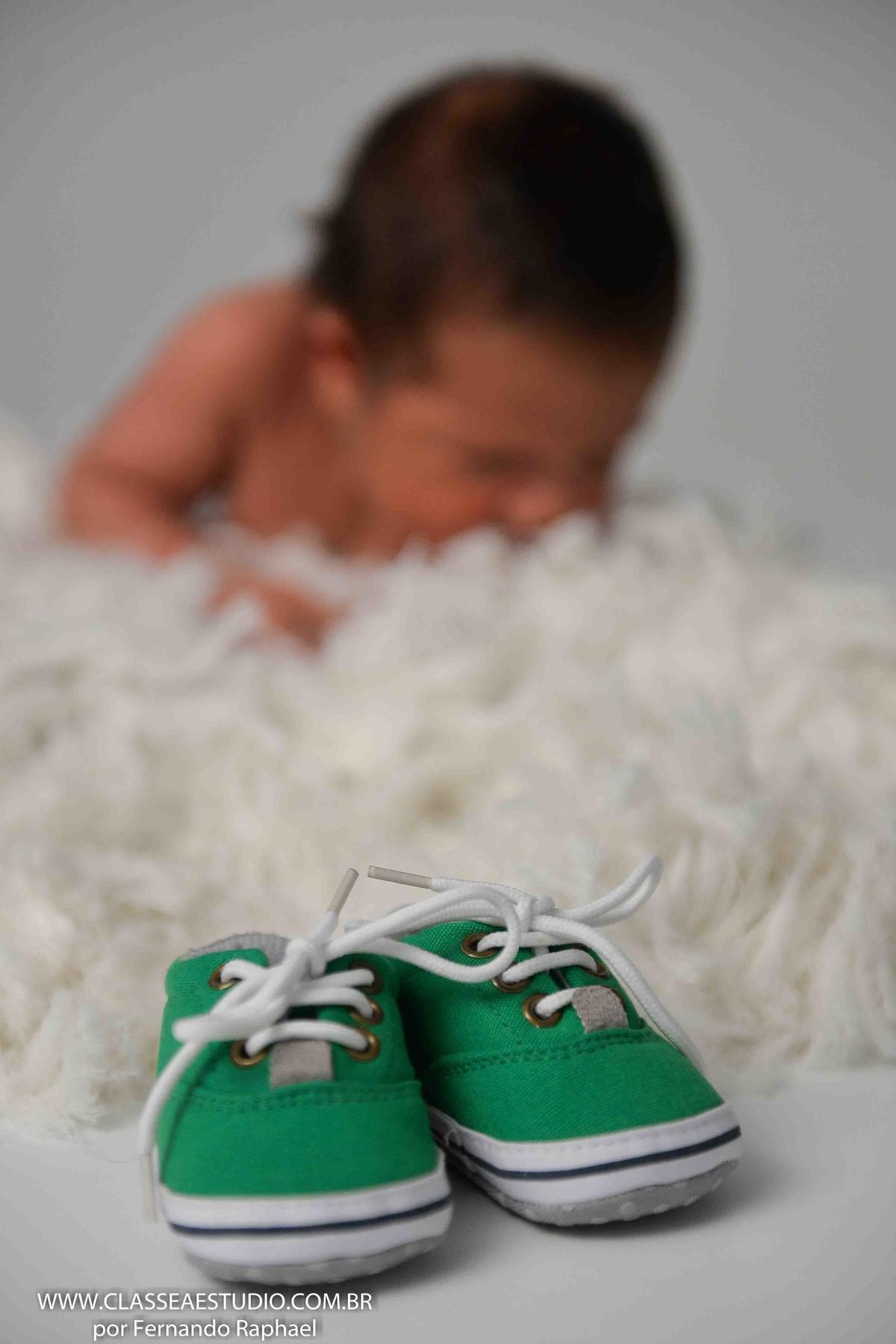 fotografo de bebê