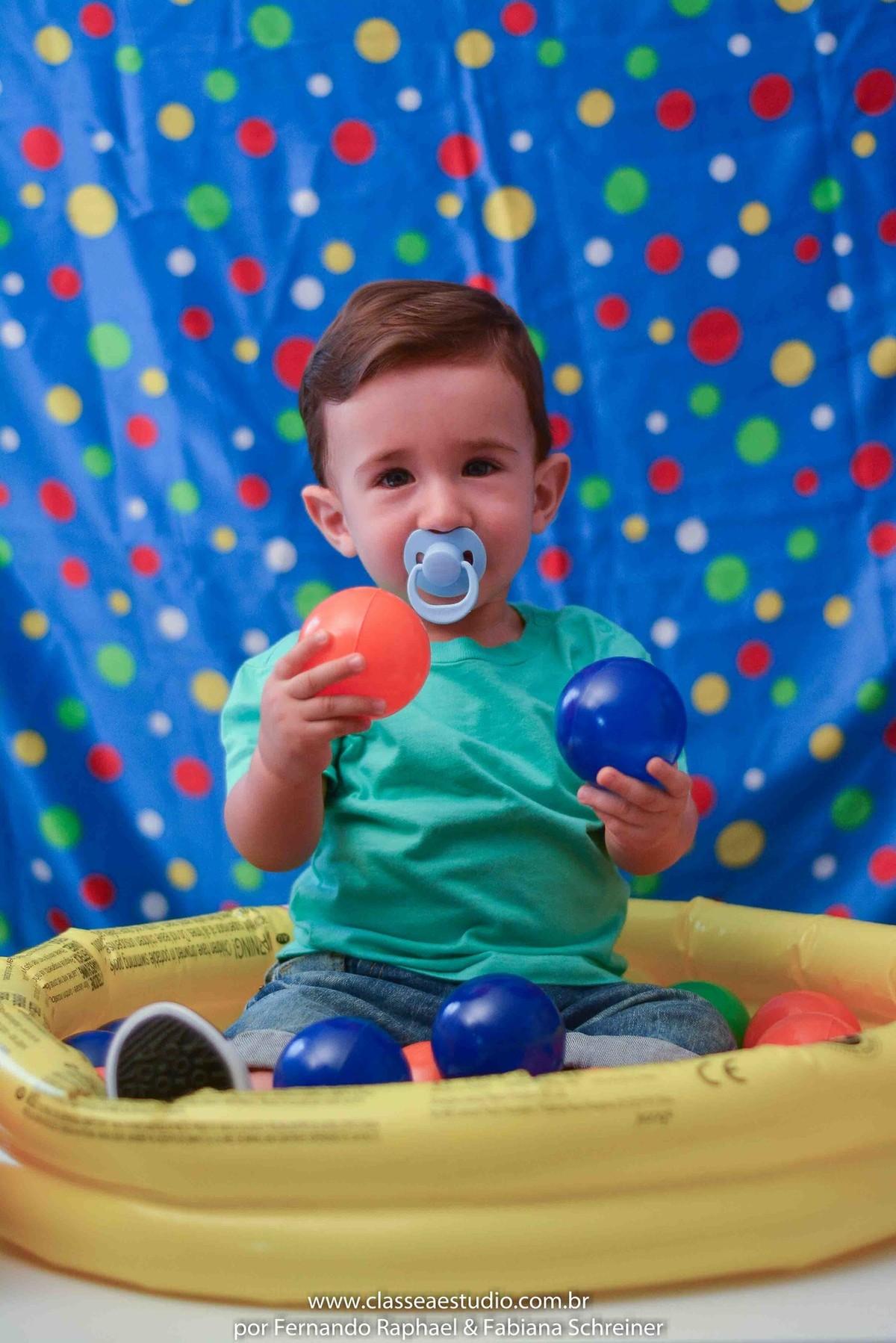estudio fotografico para bebe