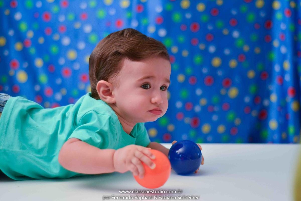 ensaio fotografico de bebê