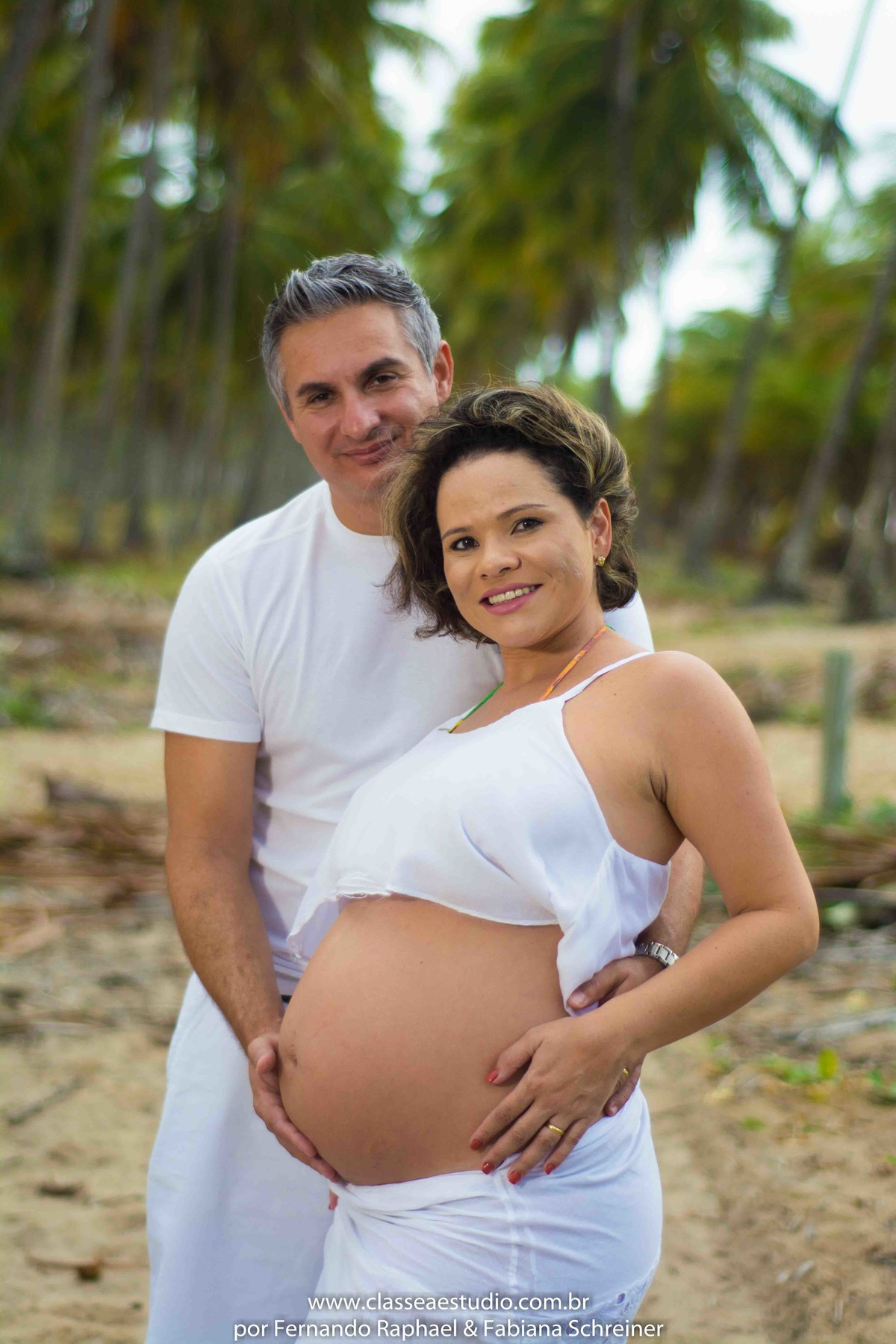 gravidas na praia do paiva